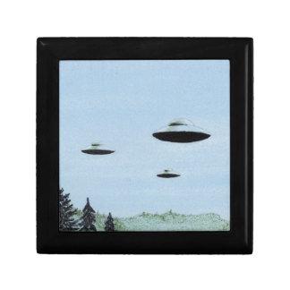 UFO Trio Keepsake Box