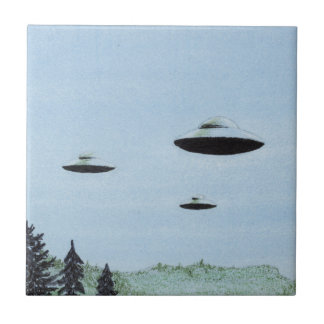 UFO Trio Tile