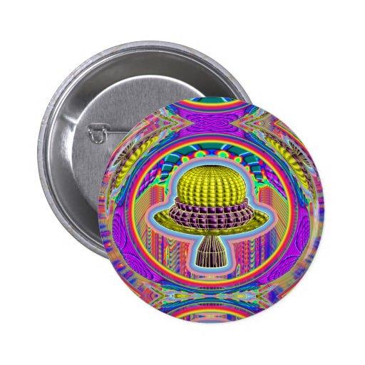 UFO Wisdom Button