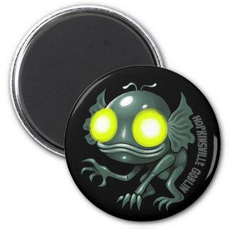 UFOLOGY: Hopkinsville Goblin 2 Inch Round Magnet