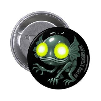 UFOLOGY: Hopkinsville Goblin Pinback Button