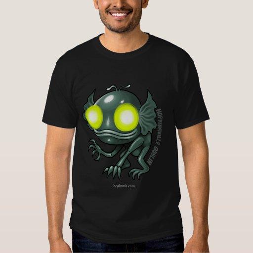 UFOLOGY: Hopkinsville Goblin Tee Shirts