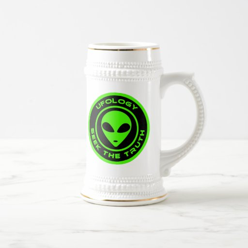 UFOLOGY Seek the Truth Mug