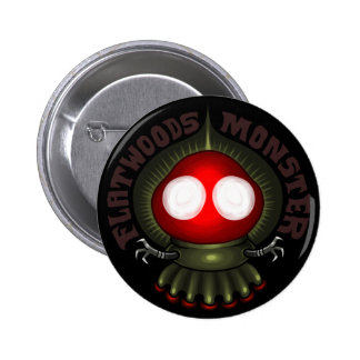 UFOLOGY: The Flatwoods Monster 2 Inch Round Button