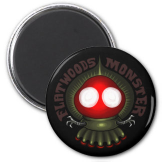 UFOLOGY: The Flatwoods Monster 2 Inch Round Magnet