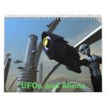 UFOs and Alien Calendar