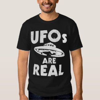 UFOS ARE REAL T-SHIRT