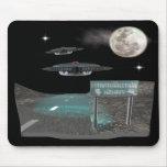 UFOS Highway Mousepad