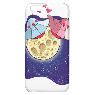 UFOs in Love Speck Case iPhone 5C Cases