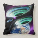 UFOs Pillow