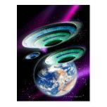 UFOs Postcards