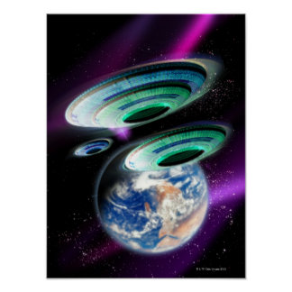 UFOs Posters