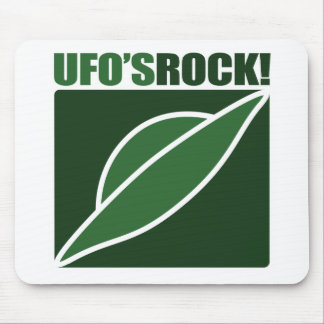 UFO's Rock #3 Mouse Pad