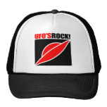 UFO's Rock Trucker Hats