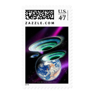 UFOs Sello