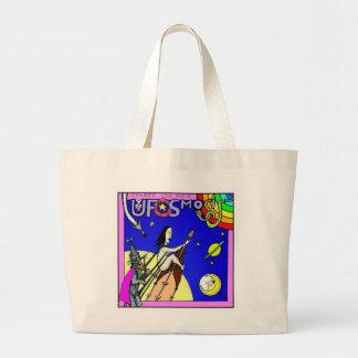 ufosmosis large tote bag