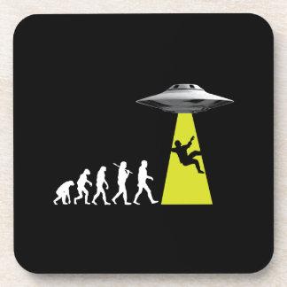 UFOvolution Beverage Coasters