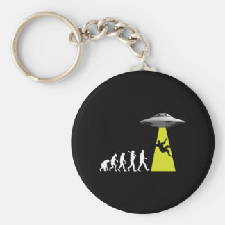 UFOvolution Llavero Redondo Tipo Pin