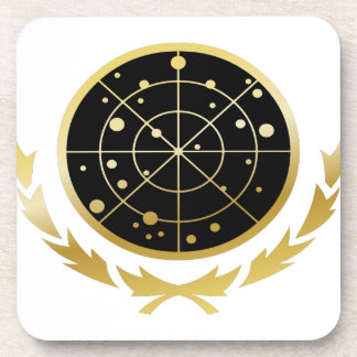 UFP Coat of Arms Drink Coaster