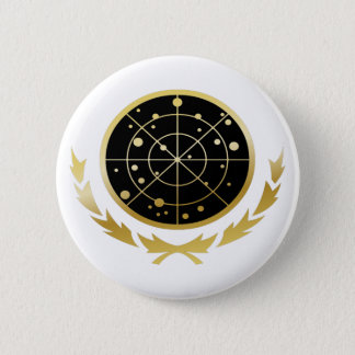 UFP Coat of Arms Pinback Button