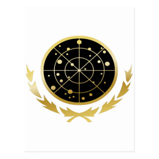 UFP Coat of Arms Postcard
