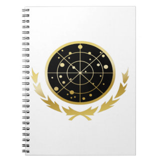 UFP Coat of Arms Spiral Notebooks
