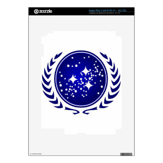 UFP Seal iPad 3 Skin