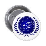 UFP Seal Pinback Button