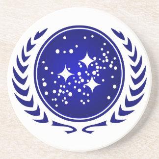 UFP Seal Sandstone Coaster