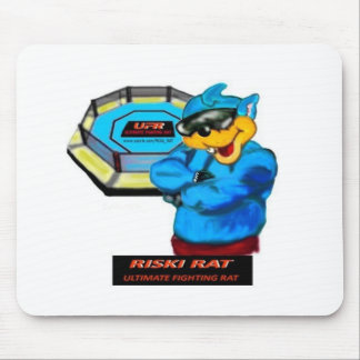 UFR ~  ULTIMATE FIGHTING RAT. MOUSEPADS