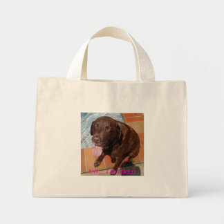 ug i'm tired, UG.... I'M TIRED Mini Tote Bag