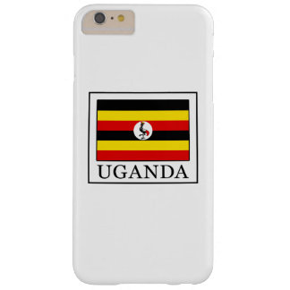 Uganda Barely There iPhone 6 Plus Case