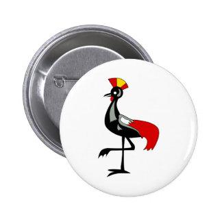 UGANDA BIRD png Pin
