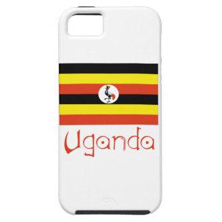 Uganda iPhone 5 Case