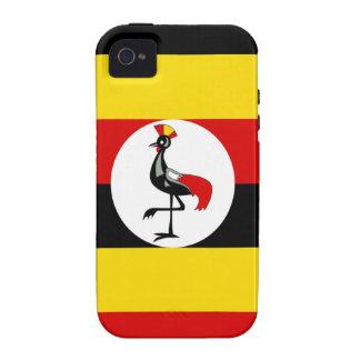 Uganda iPhone 4/4S Covers