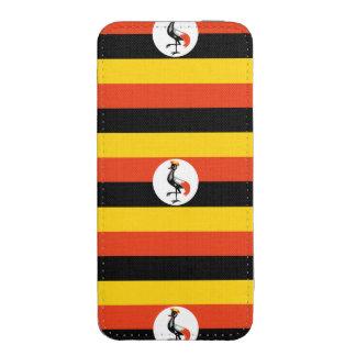 Uganda iPhone 5 Pouch