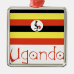 Uganda Christmas Ornaments