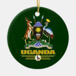 Uganda COA Christmas Ornaments
