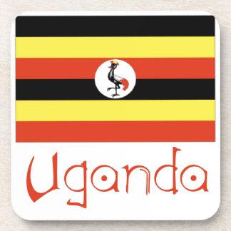 Uganda Drink Coasters