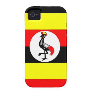 uganda country flag case vibe iPhone 4 cases