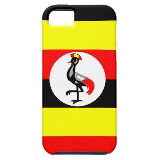 uganda country flag case iPhone 5 cases