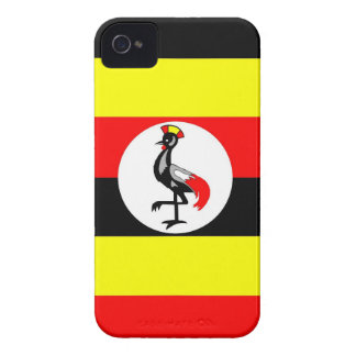 uganda country flag case iPhone 4 cover