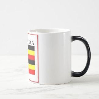 Uganda Customized Product Magic Mug