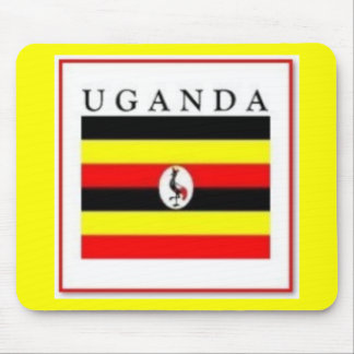 Uganda Customized Product Mouse Pad