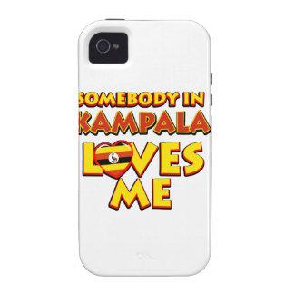 Uganda design iPhone 4 covers