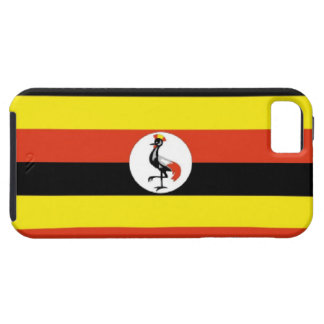 Uganda Flag iPhone 5 Case