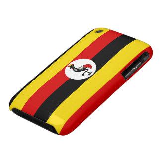 Uganda Flag Case-Mate iPhone 3 Case