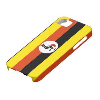 Uganda Flag iPhone 5 Cover
