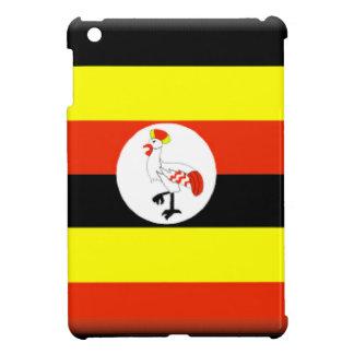 Uganda Flag Cover For The iPad Mini