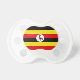 Uganda Flag Pacifier